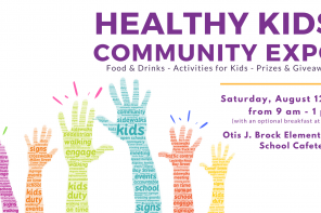 Healthy Kids Community Expo