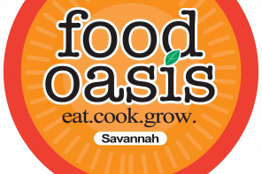 Savannah is a Georgia Food Oasis Community!
