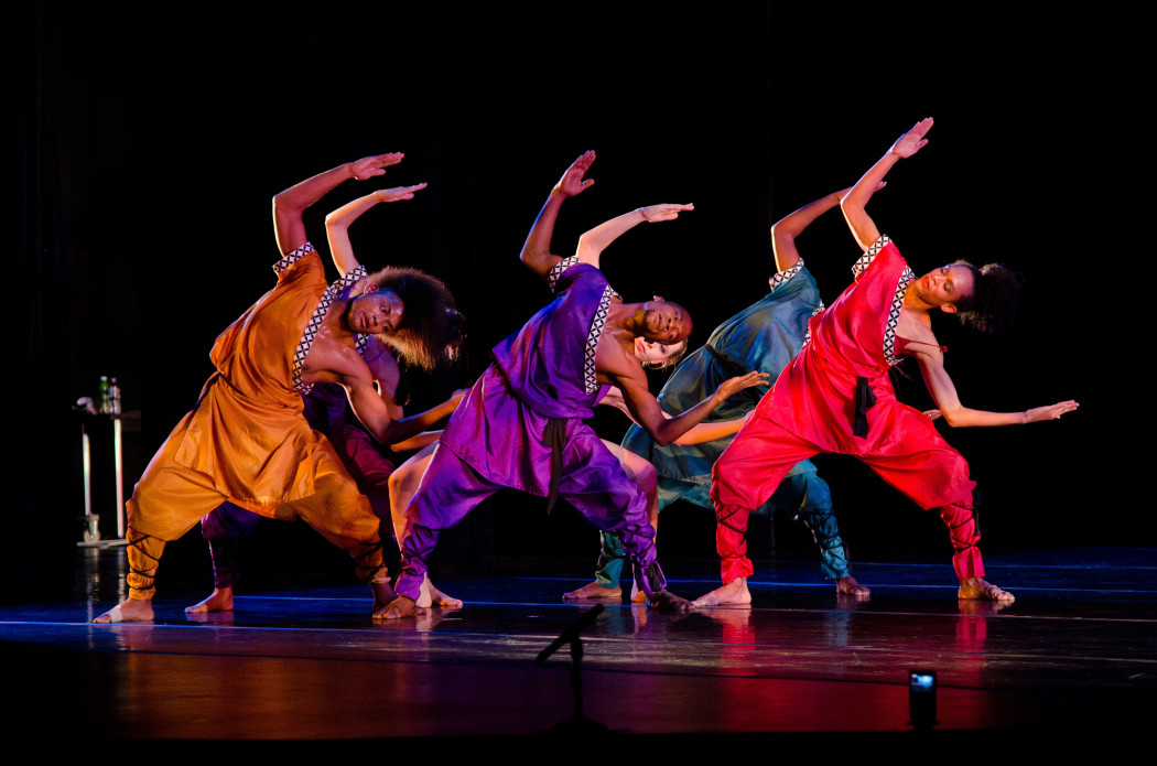 Futurpointe Dance in Callahan Theater