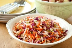 Whole Foods Market's Cabbage and Carrot Slaw !